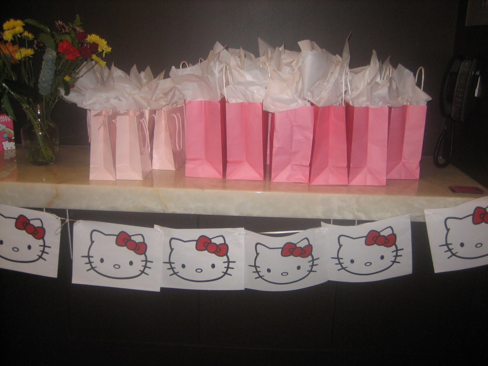 Gifts For Guests At Baby Shower