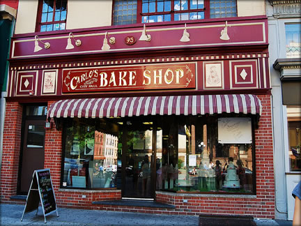 Carlo S Bakery Cake Factory Jersey City Nj